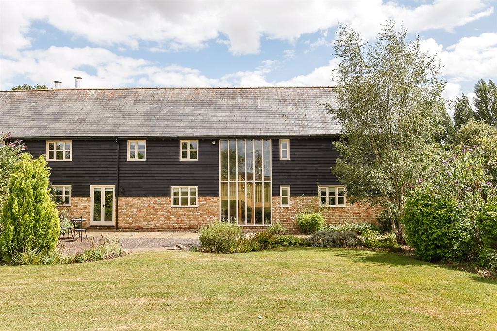 5 Bedrooms Unique Property for sale in Hall Farm Barns, Slapton Lane, Northall, Buckinghamshire, LU6