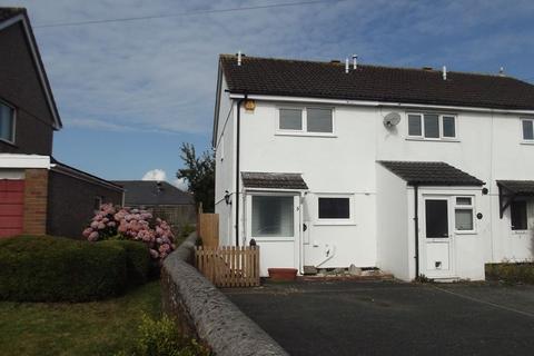 2 bedroom end of terrace house to rent - Moorlands Lane, Saltash