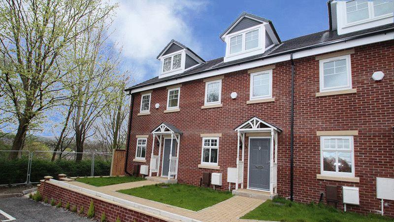 3 Bedrooms Town House for sale in Eden Street Rochdale OL12 6SN
