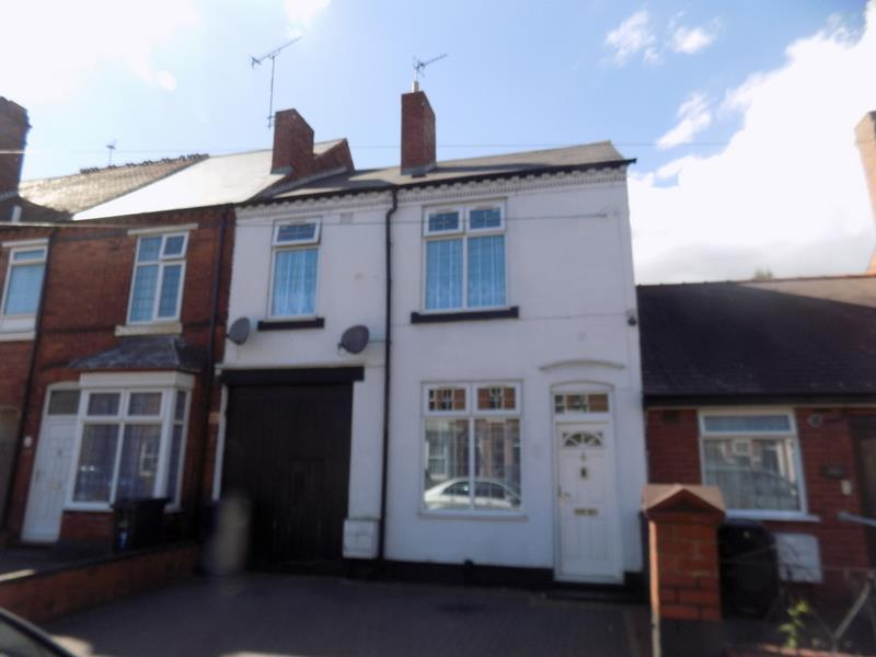 4 Bedrooms Terraced House for sale in Nimmings Road, Halesowen