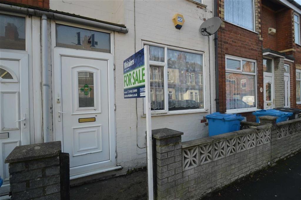 2 Bedrooms Terraced House for sale in Essex Street, Hull, HU4