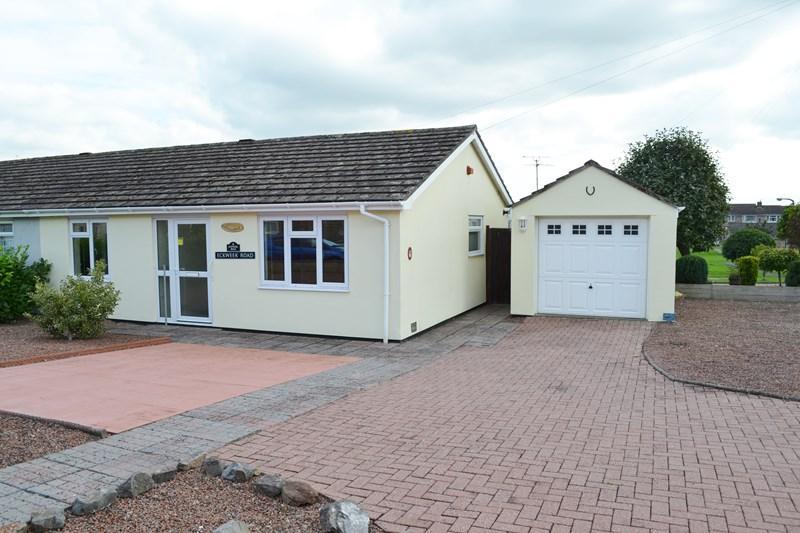 2 Bedrooms Bungalow for sale in Eckweek Road, Peasedown St. John, Bath