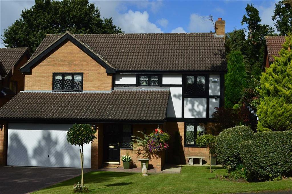 4 Bedrooms Detached House for sale in The Lawns, Bidston, CH43