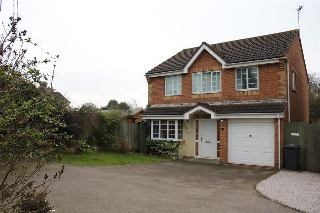 4 Bedrooms Detached House for sale in Mallard Drive, Hinckley
