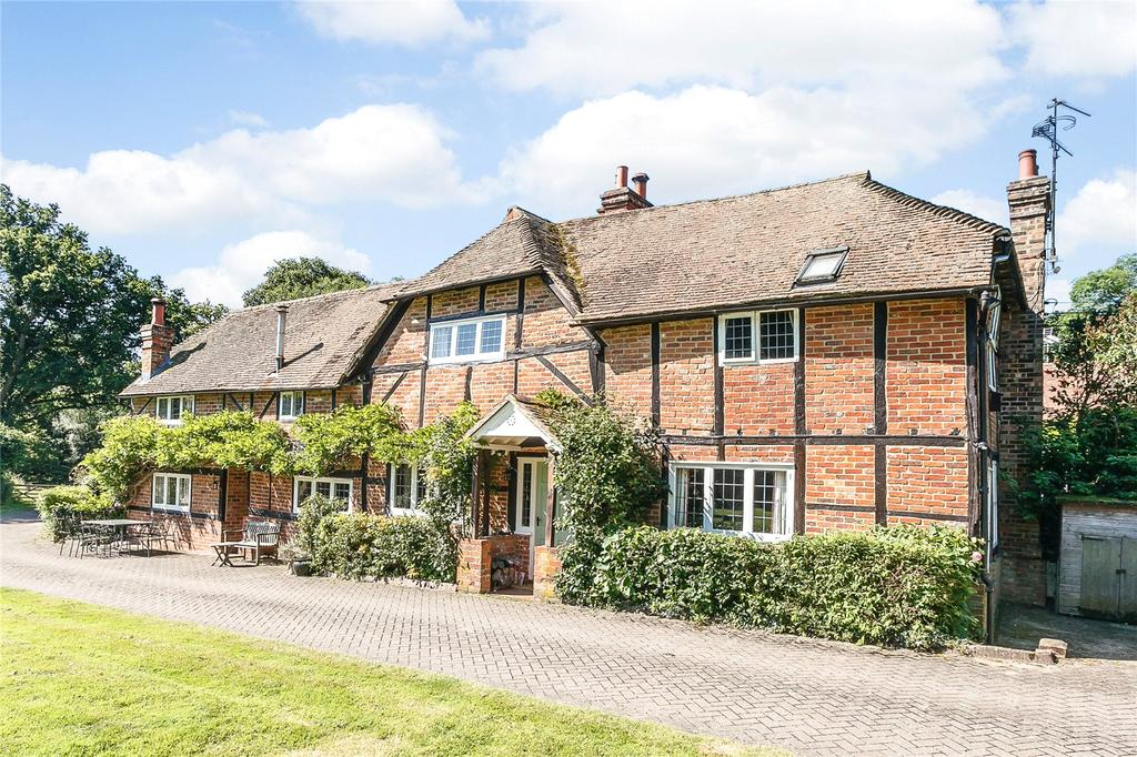 4 Bedrooms Terraced House for sale in Basingstoke Road, Heckfield, Hook, Hampshire