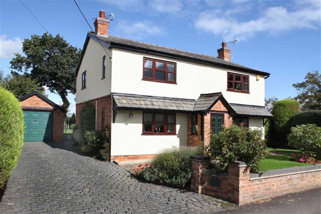 4 Bedrooms Detached House for sale in Waterloo Road, Crewe, Cheshire