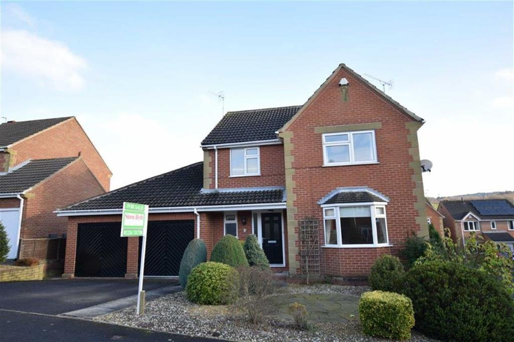4 Bedrooms Detached House for sale in Huskar Close, Silkstone, Barnsley, S75