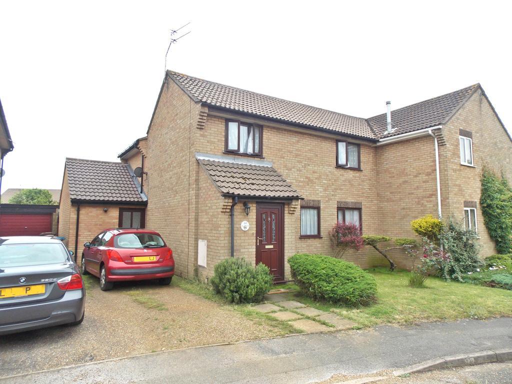 4 Bedrooms Semi Detached House for sale in Kentford Road, Felixstowe, Suffolk IP11