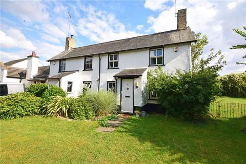 3 bedroom end of terrace house to rent - Elm Cottages, Hildersham, Cambridge, CB21