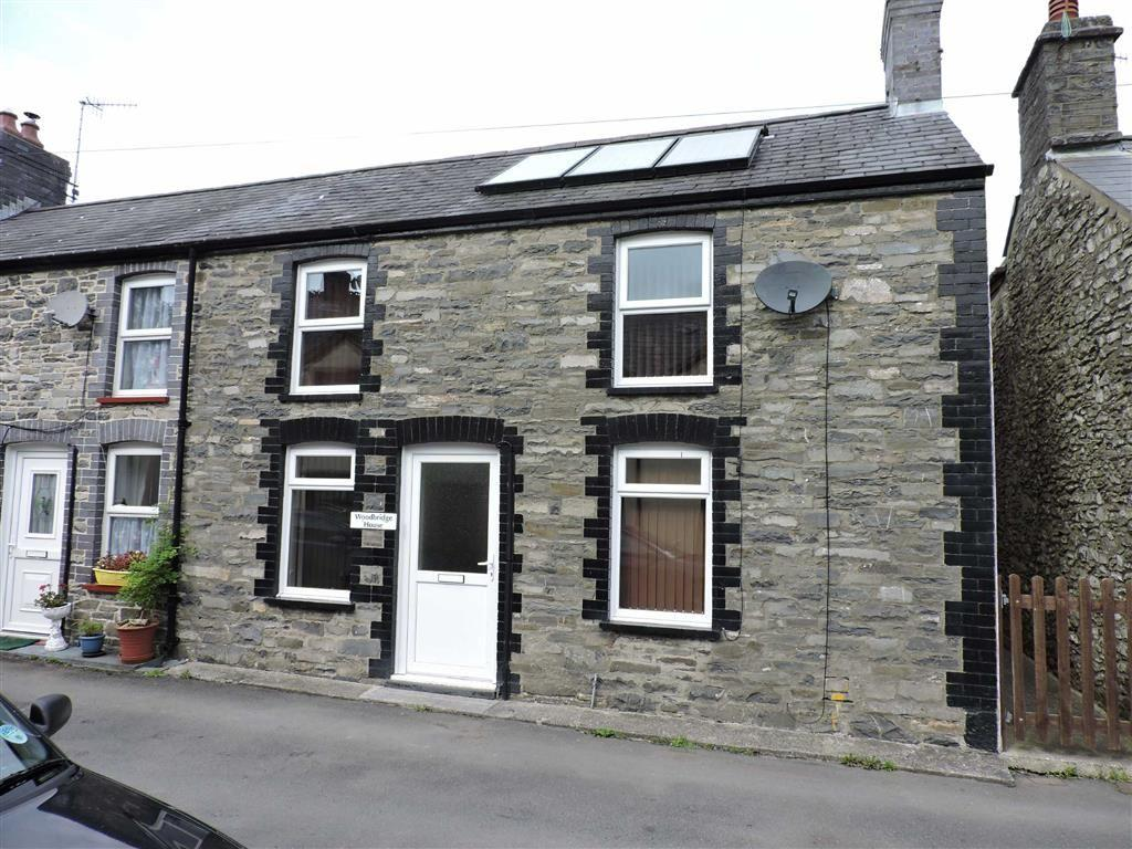 3 Bedrooms Terraced House for sale in Pentre Isaf, Tregaron