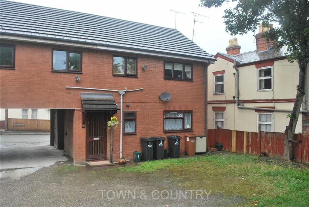 1 Bedroom Flat for sale in Elizabeth Court, Pen Y Llan Street, Deeside, Flintshire