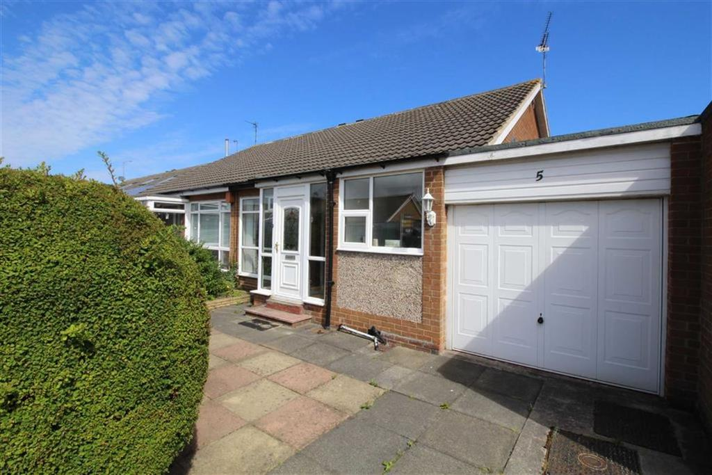 2 Bedrooms Semi Detached Bungalow for sale in Broadway Close, Cullercoats