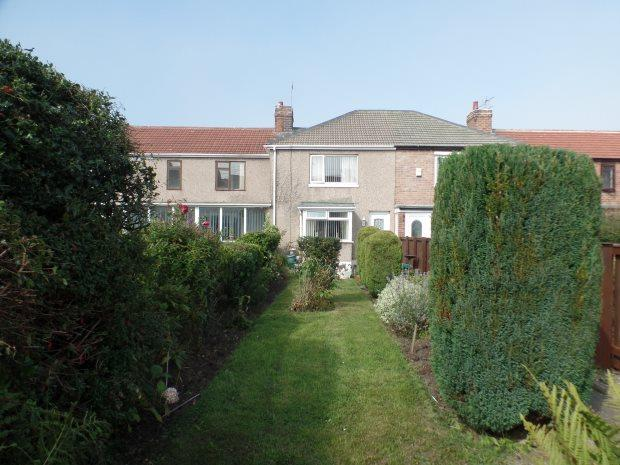 2 Bedrooms Terraced House for sale in WEAR TERRACE, EASINGTON, PETERLEE AREA VILLAGES