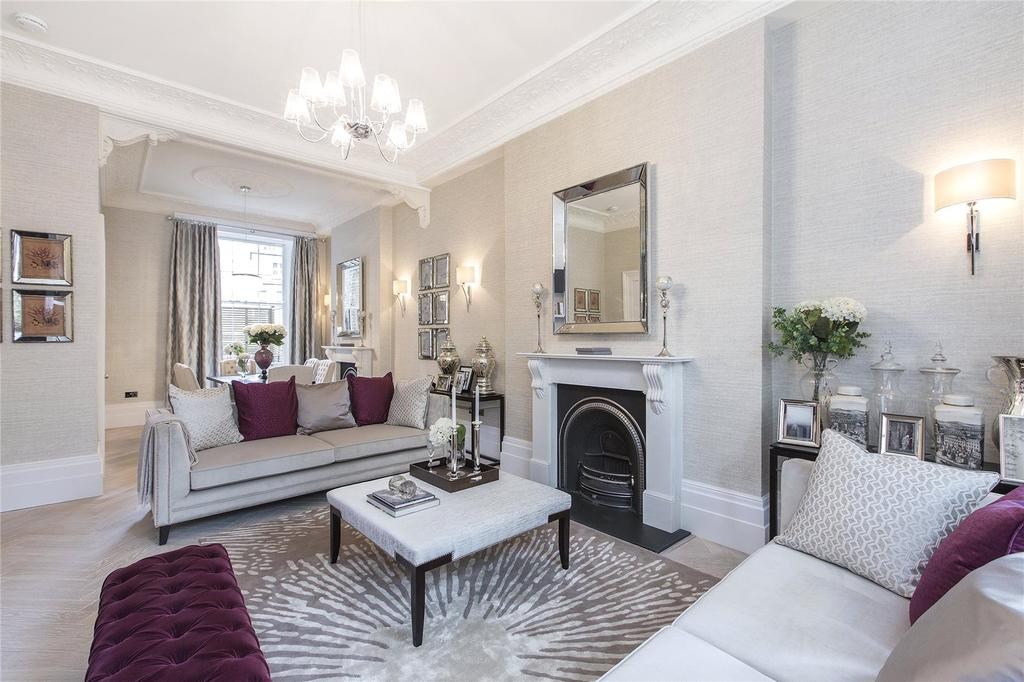 3 Bedrooms Maisonette Flat for sale in Kensington Gardens Square, London, W2