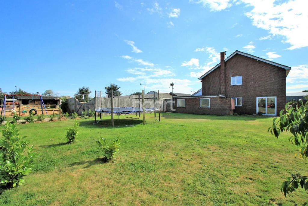 4 Bedrooms Detached House for sale in Etling Green, NR20