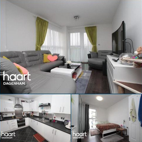 3 bedroom flat to rent - Academy Way, Dagenham, RM8