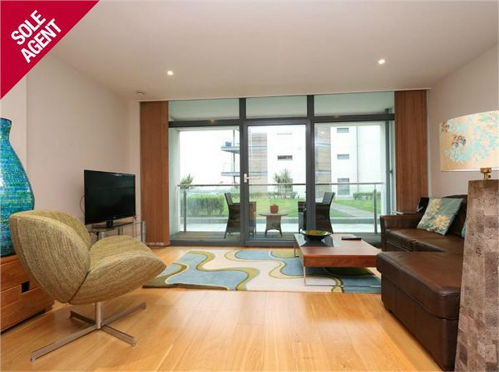 1 Bedroom Flat for sale in Apt 12 Vue d'Alligande, Rue du Vega, St Peter Port