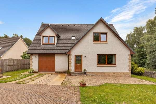 4 Bedrooms Detached House for sale in 54 Barrhill Road, Erskine, PA8 6BU