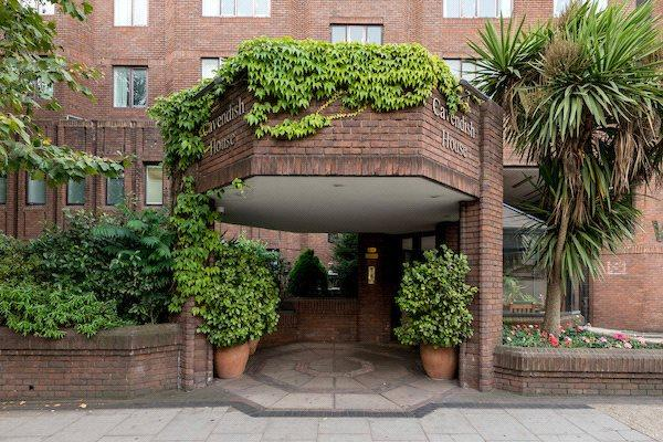 2 Bedrooms Flat for sale in Cavendish House, 21 Wellington Road, St John's Wood, London, NW8