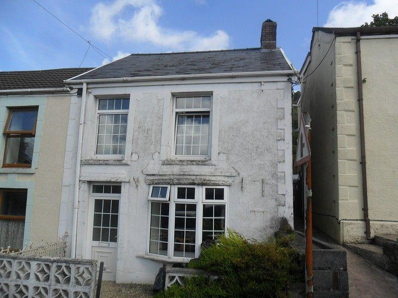3 Bedrooms Semi Detached House for sale in Alltwen Hill, Alltwen, Pontardawe.