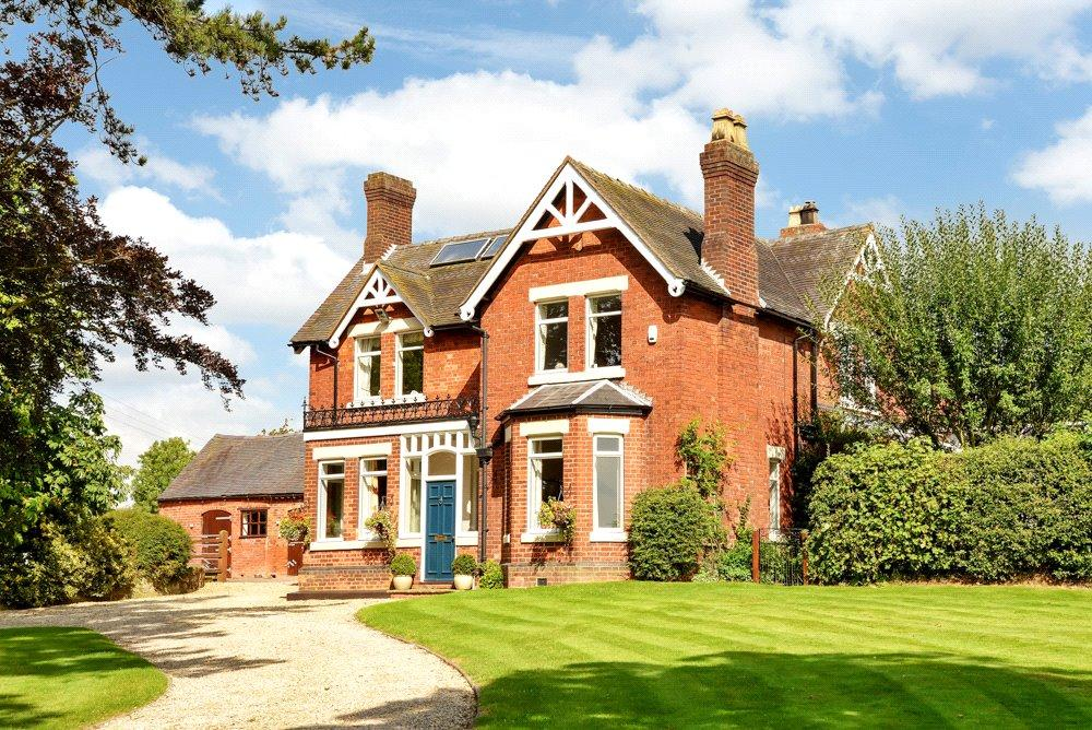 4 Bedrooms House for sale in Abbots Bromley, Rugeley, Staffordshire