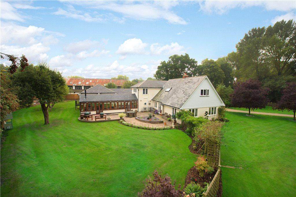 4 Bedrooms Detached House for sale in Winslow Road, Great Horwood, Buckinghamshire