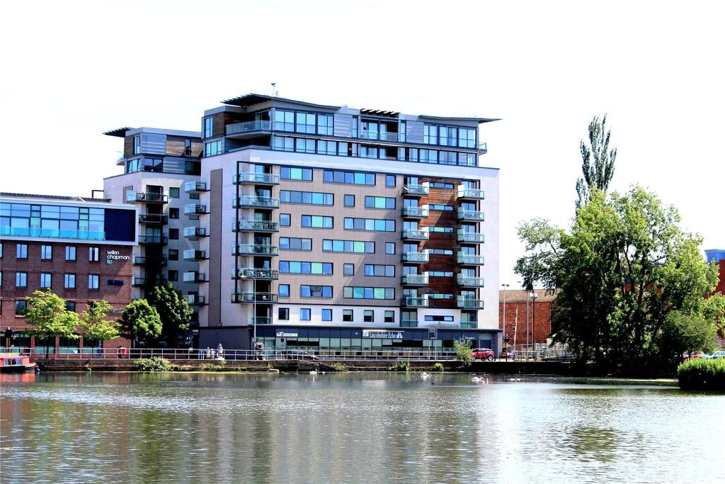 2 Bedrooms Flat for rent in Witham Wharf, Lincoln, LN5