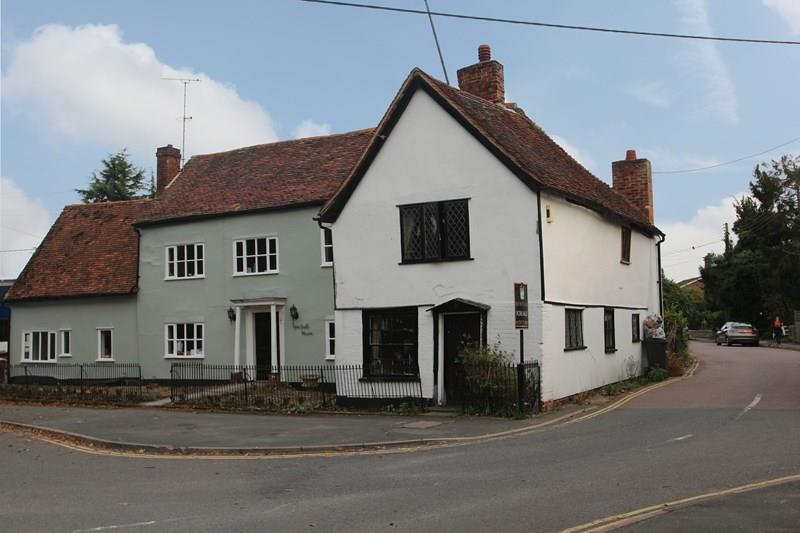 2 Bedrooms End Of Terrace House for sale in Lower Holt Street, Earls Colne, COLCHESTER