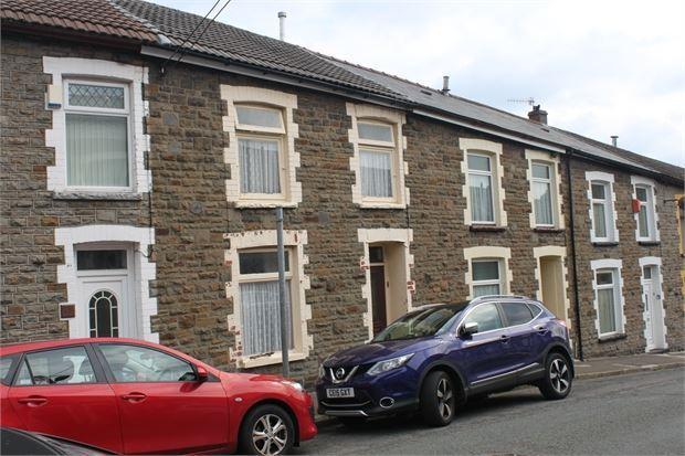 4 Bedrooms Terraced House for sale in Kenry Street, Tonypandy, Tonypandy, Rhondda Cynon Taff. CF40 1DE