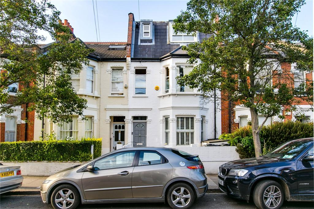 4 Bedrooms Terraced House for sale in Kenyon Street, Bishops Park, Fulham
