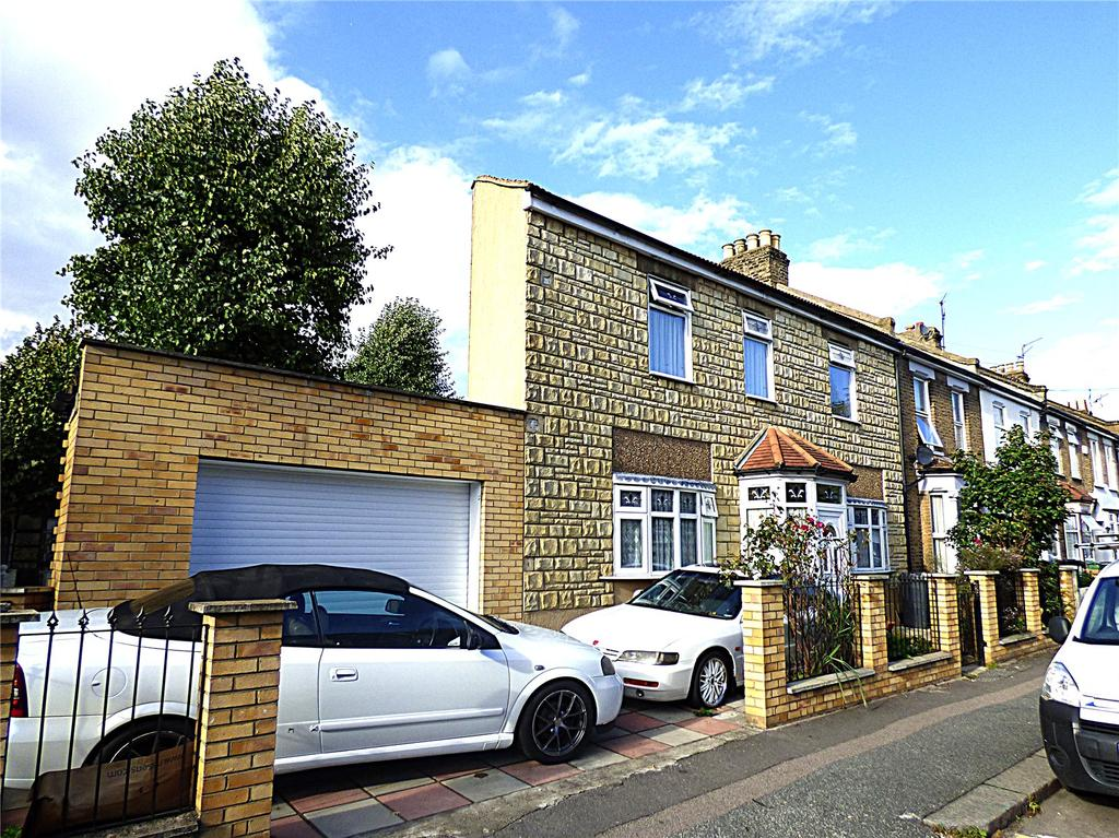 3 Bedrooms End Of Terrace House for sale in Sedgwick Road, Leyton, E10