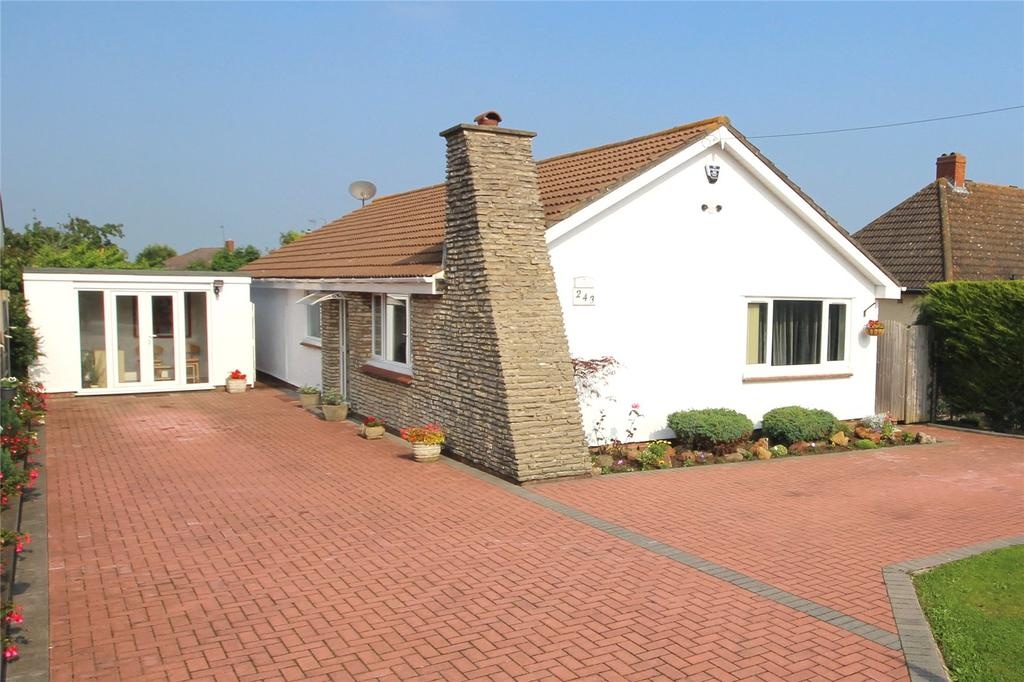 3 Bedrooms Detached Bungalow for sale in Charlton Road, Brentry, Bristol, BS10