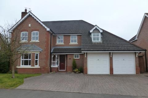 4 bedroom detached house to rent - Glaston Drive, Solihull