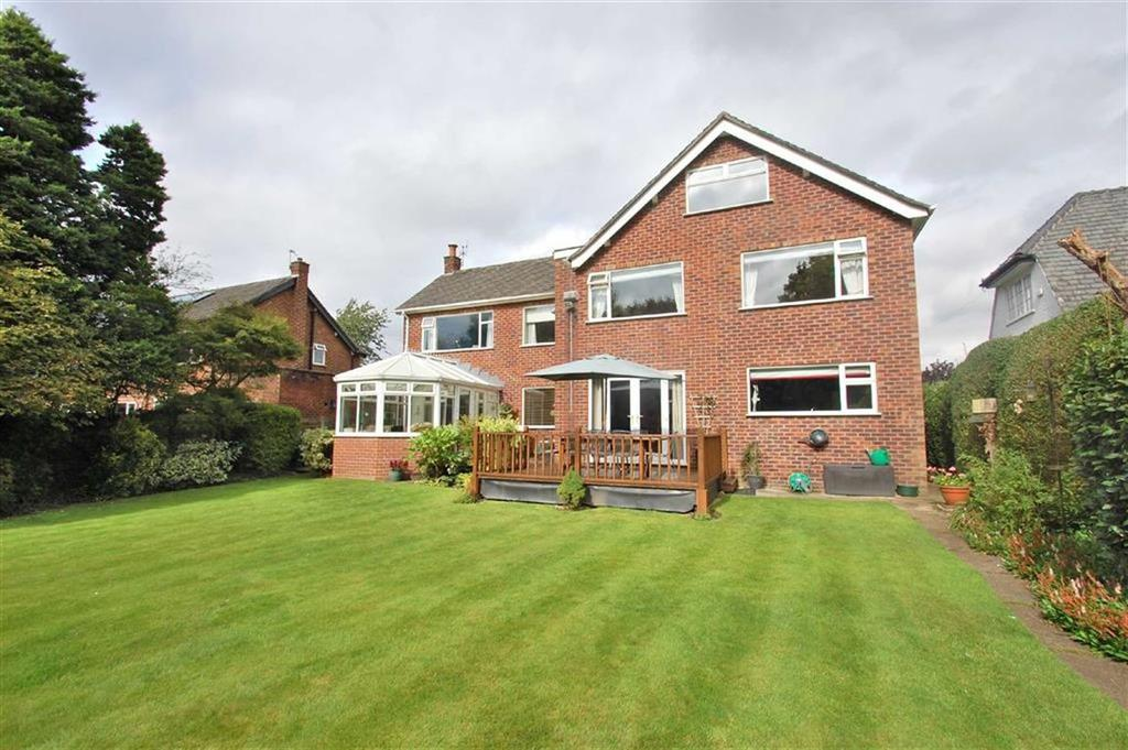 5 Bedrooms Detached House for sale in Jacksons Lane, Hazel Grove, Cheshire