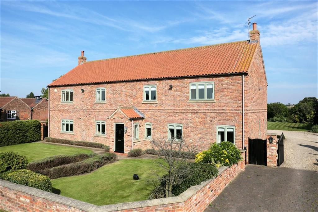 5 Bedrooms Detached House for sale in Hopperton, Knaresborough, North Yorkshire