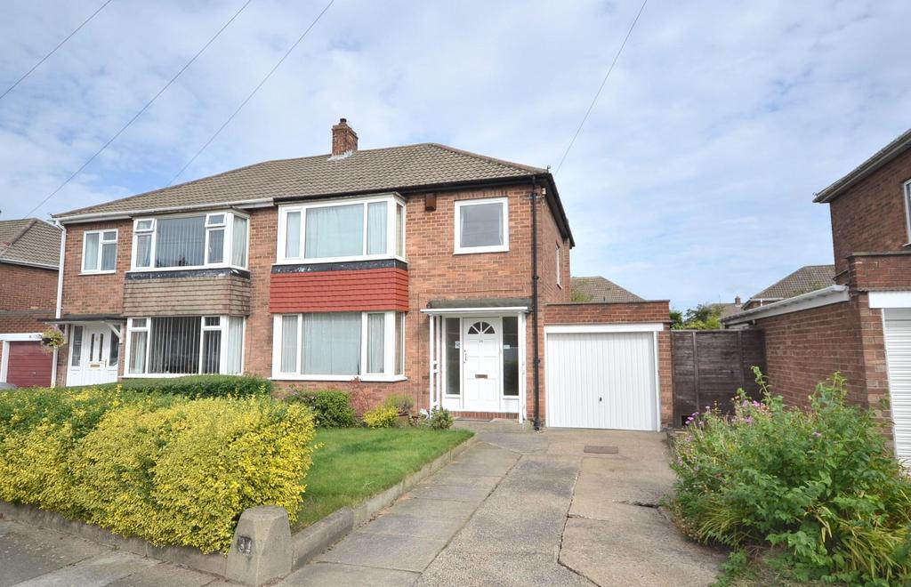 3 Bedrooms Semi Detached House for sale in Chapel House