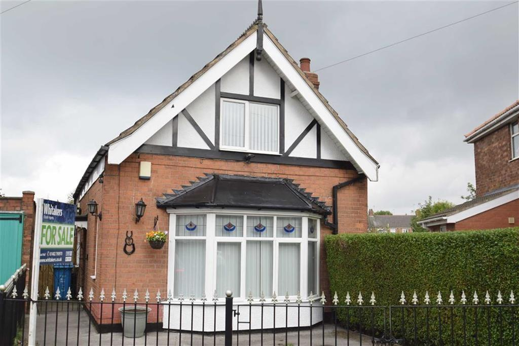 2 Bedrooms Detached House for sale in Eglinton Avenue, Shaftesbury Avenue, Hull, HU8