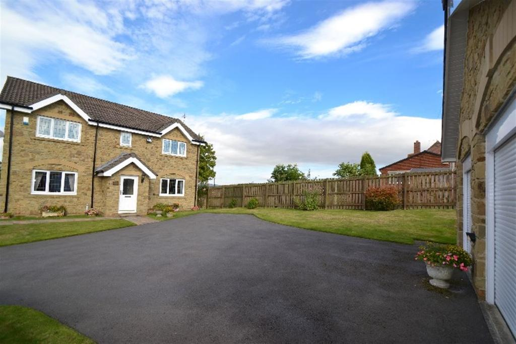 4 Bedrooms Detached House for sale in Bonnie Grove, Byers Green, County Durham