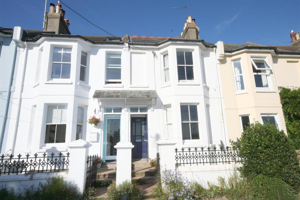 4 Bedrooms Terraced House for sale in Southview Terrace, Henfield