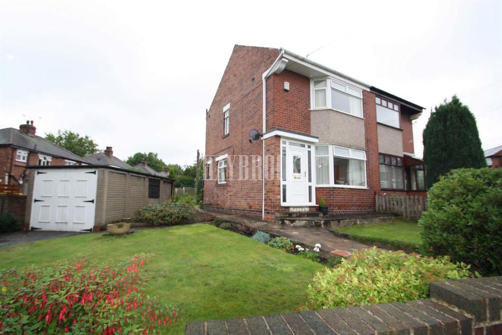 2 Bedrooms Semi Detached House for sale in Halsall Road, Darnall, S9