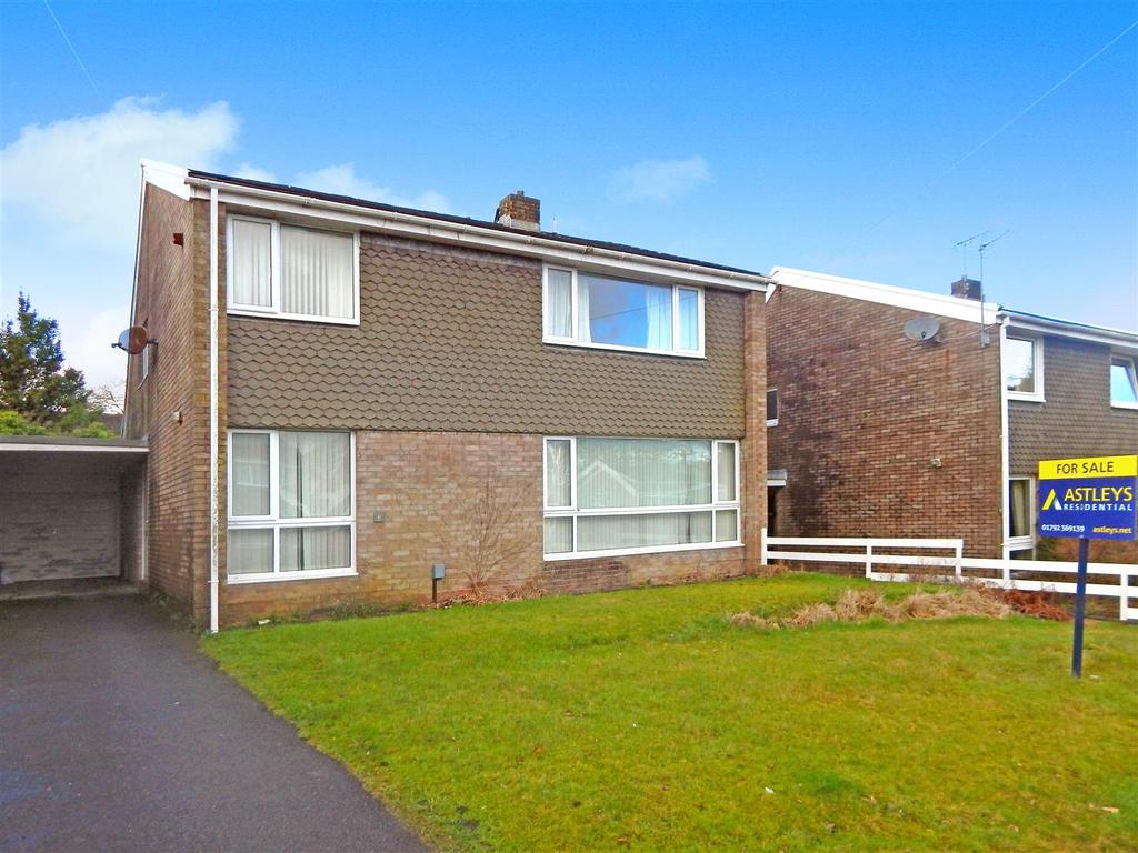 4 Bedrooms Detached House for sale in Green Close, Mayals