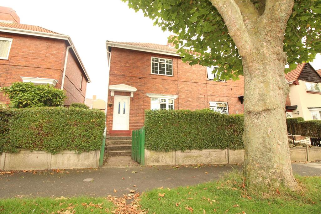 2 Bedrooms Semi Detached House for sale in Rawling Road, Gateshead