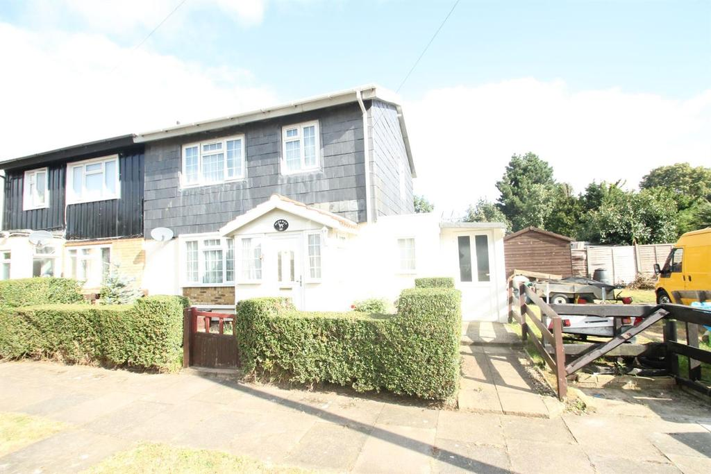 3 Bedrooms End Of Terrace House for sale in Bravington Close