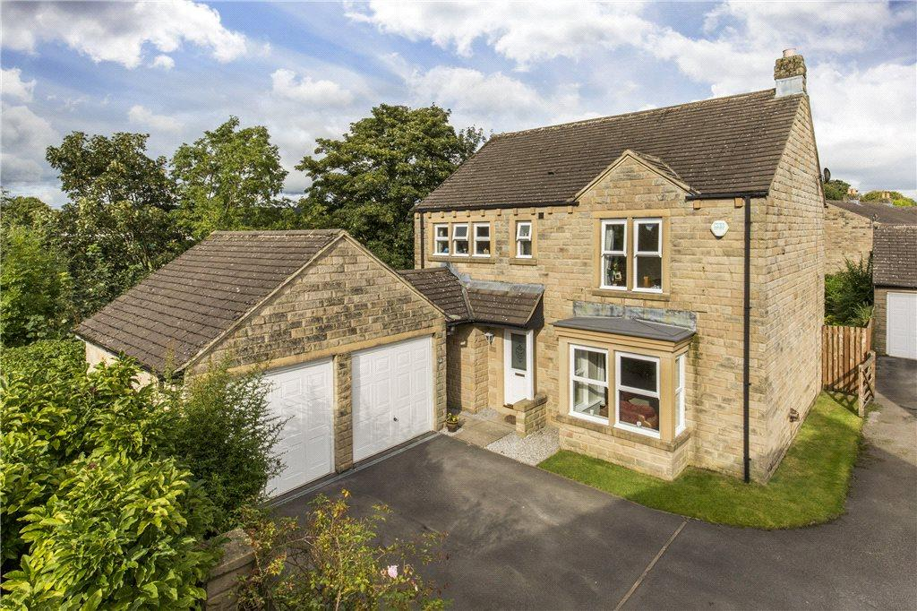 4 Bedrooms Detached House for sale in Crofters Mill, Sutton-In-Craven, Keighley, North Yorkshire