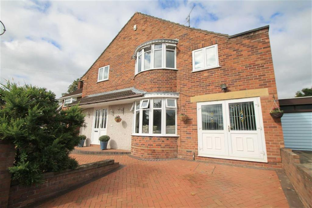 4 Bedrooms Detached House for sale in Lawson Road, Wrexham
