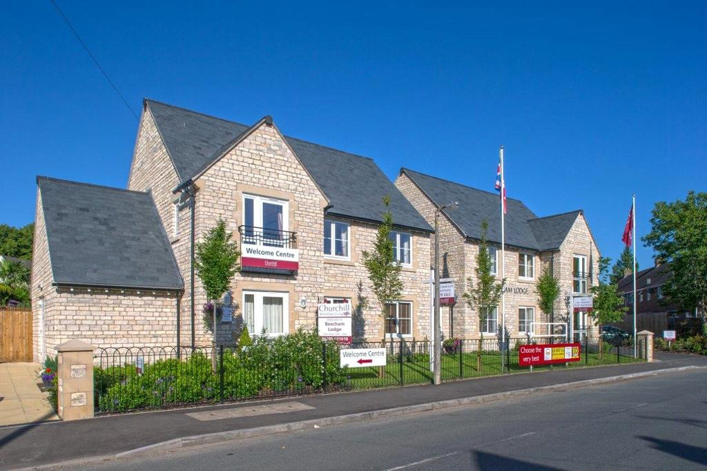 2 Bedrooms Retirement Property for sale in Somerford Road, Cirencester, Gloucestershire, GL7