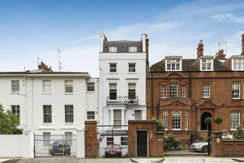 3 Bedrooms Flat for sale in Abercorn Place, St Johns Wood
