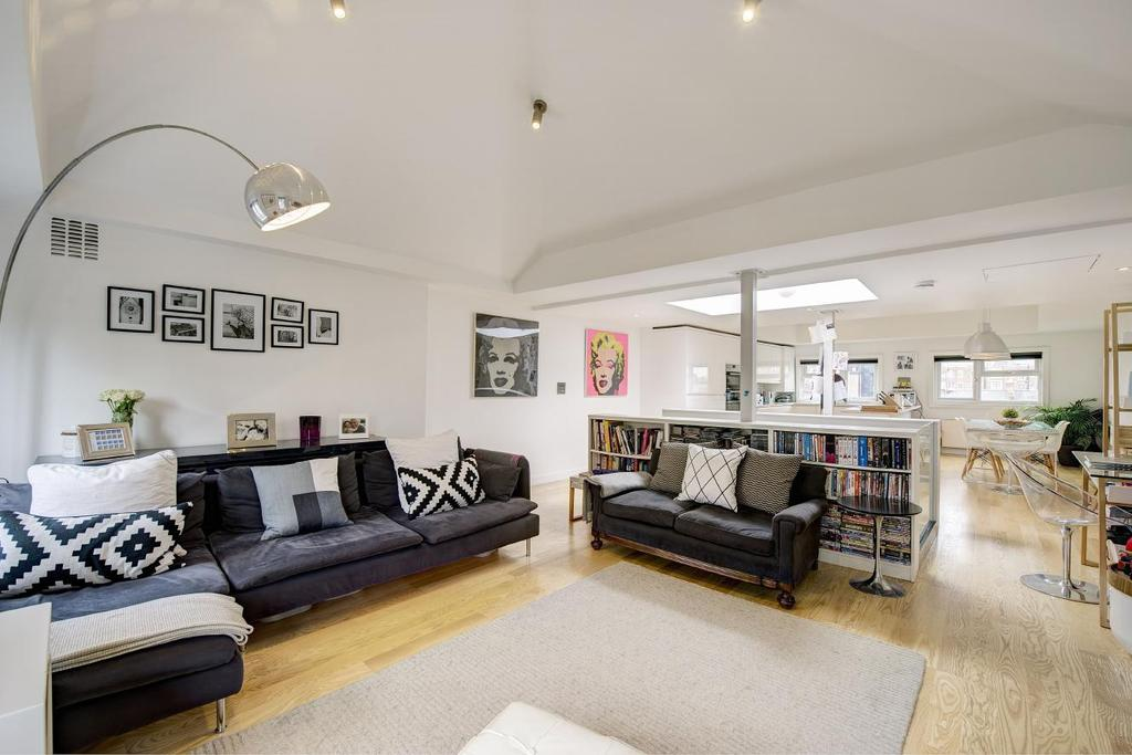 3 Bedrooms Flat for sale in Abercorn Place, St Johns Wood, NW8