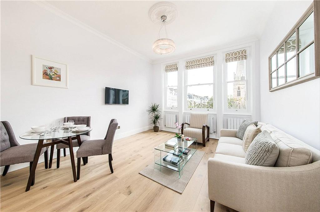 2 Bedrooms Flat for sale in Redcliffe Square, Chelsea, London, SW10