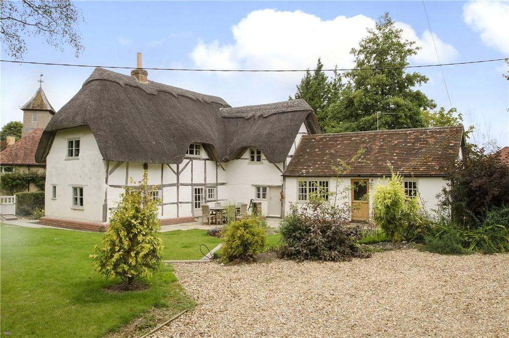 4 Bedrooms Detached House for sale in Wonston Road, Sutton Scotney, Winchester, Hampshire, SO21
